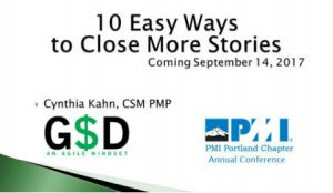 10 Easy Ways to Close Stories